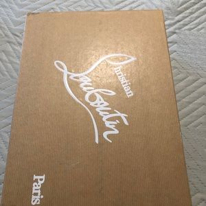 Christian Louboutin Shoes - Never worn Louboutins still in the box!